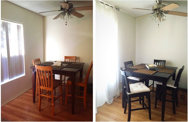 It S Such A Cheap Way To Make Something Old Look New Well You Know The Drill Check Out My Dining Room Table Make Over Or My Updated Bedroom Furniture