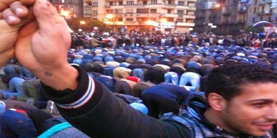 تقرير مصور :  أهل الحتة ... حكاية مصريون ينبذون الطائفية