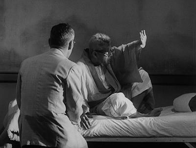 Toshiro Mifune in Akira Kurosawa's I Live in Fear