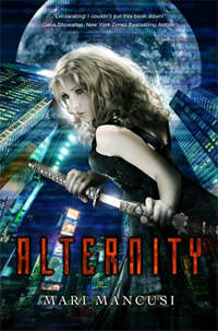 REVIEW: Alternity by Mari Mancusi