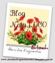 Da amiga Eloah