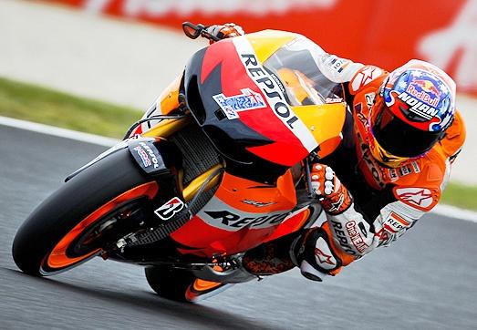 Hasil Kualifikasi MotoGP Phillip Island 2012