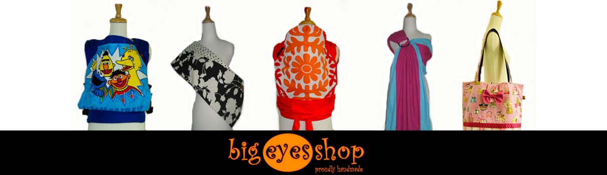 Big Eyes Shop