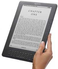 Currently Reading on the Kindle