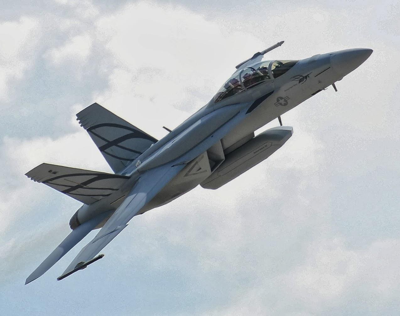 F 18 Advanced Super Hornet SNAFU!: Navy looking a...