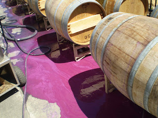 winemaking, racking
