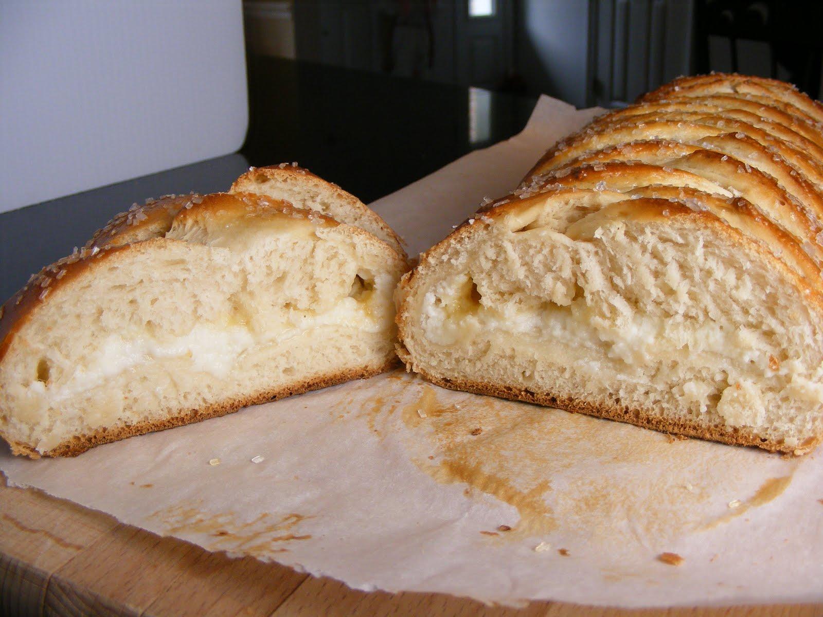 The Virtual Goody Plate: Braided Lemon Bread