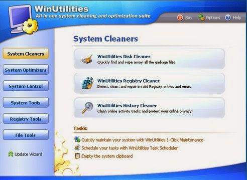 WinUtilities 11.23 Free Download