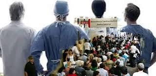 Médicos fantasmas, saúde precária