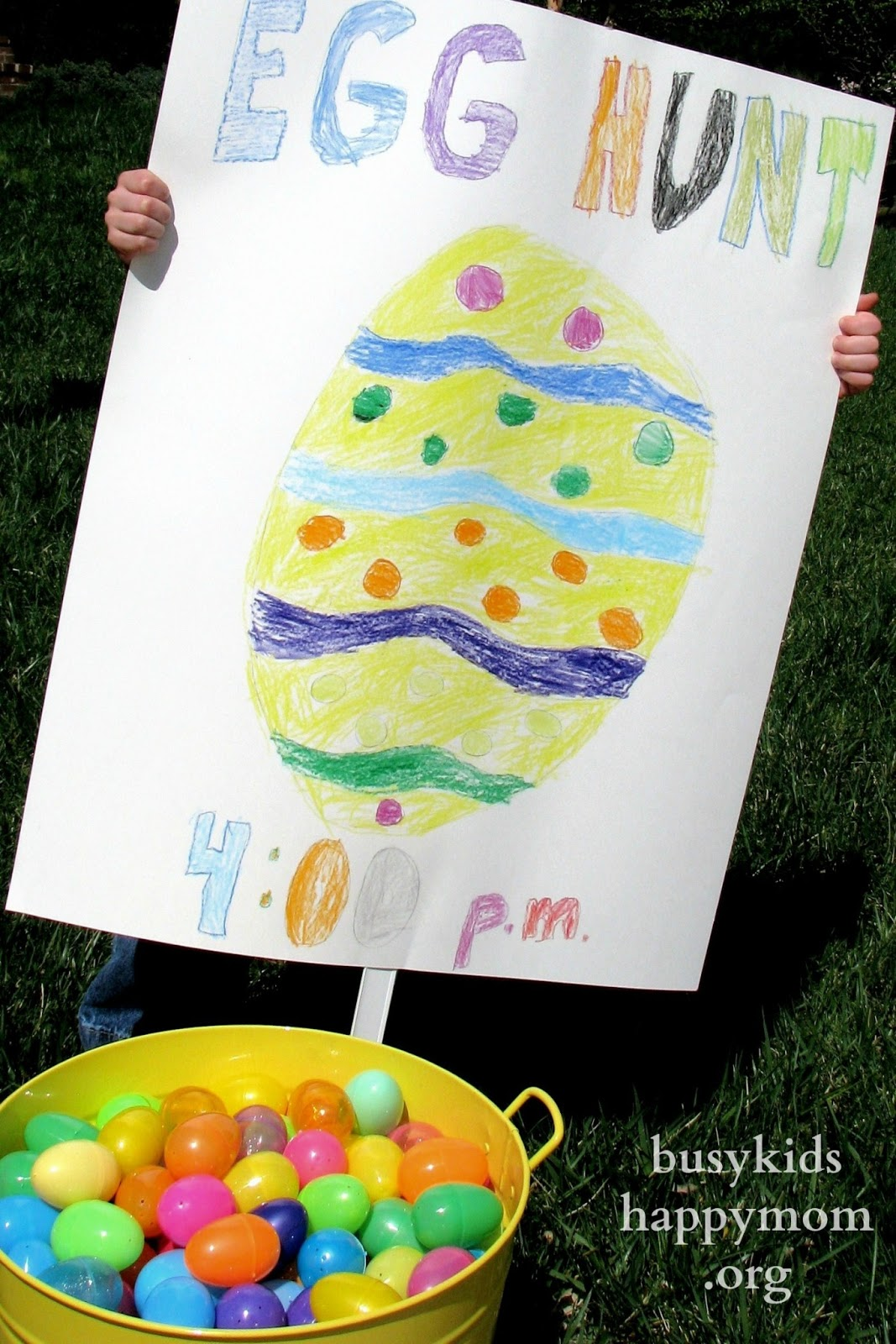Tips for planning a neighborhood easter egg hunt busy kids happy mom 6 tips for planning an awesome easter egg hunt negle Choice Image