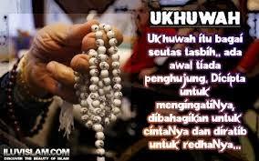ukhuwah until Jannah