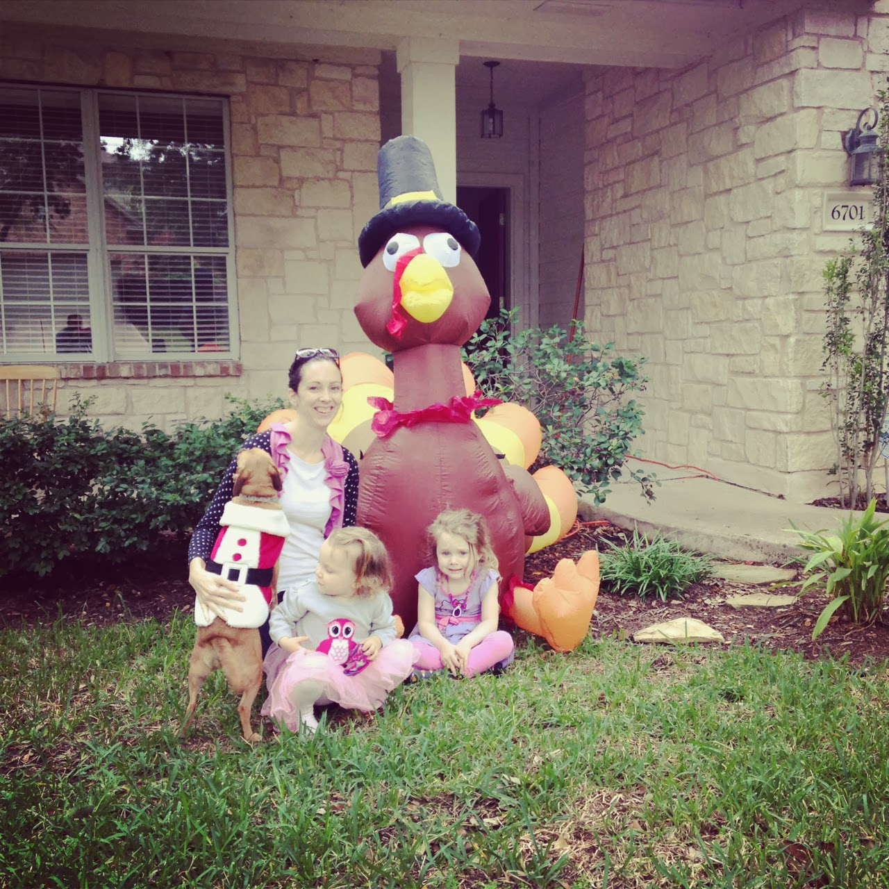 Decorating Ideas > Dirty Diaper Chic I Heart November ~ 184201_Thanksgiving Yard Decorations Inflatable
