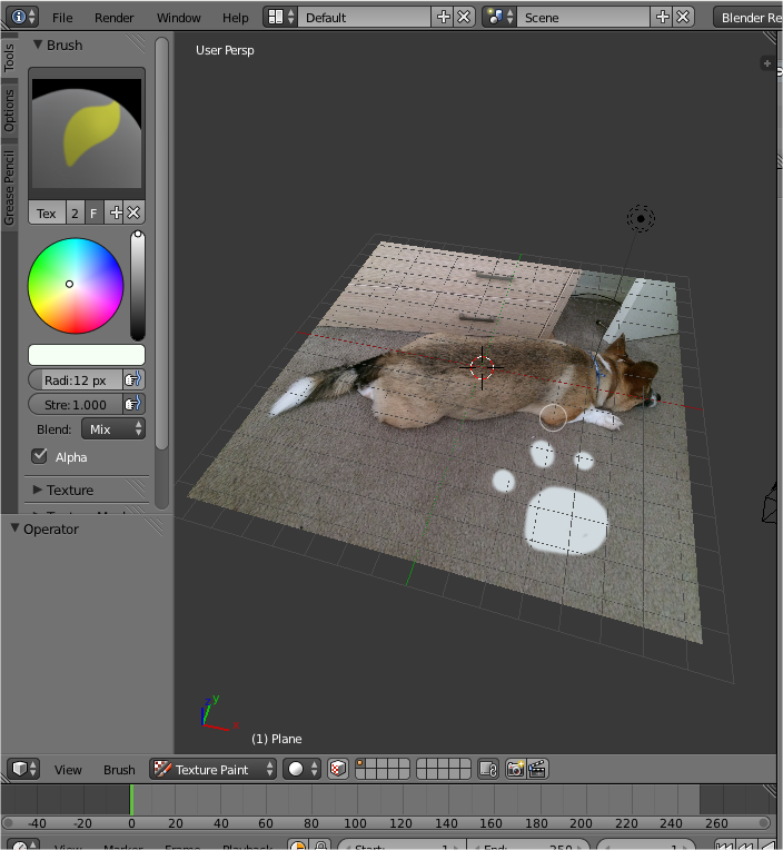 TEXTURING UV Editing and 3D Paint Texturing Workflow 101 Blender
