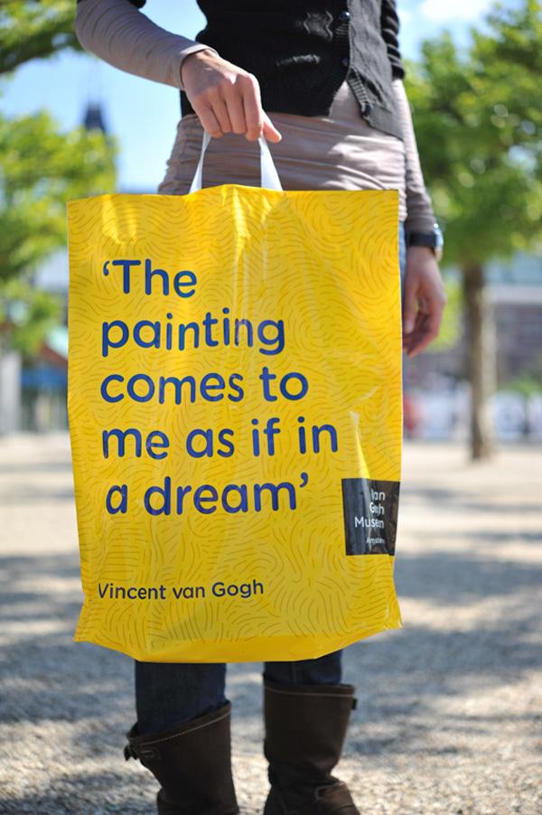Kitsch macu: Van Gogh Museum enchulado