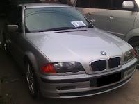 Di Jual BMW 318i M43 E46 A/T Tiptronic 2000