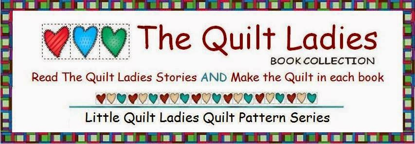 the quilt ladies quilt patterns on kindle, nook and in print