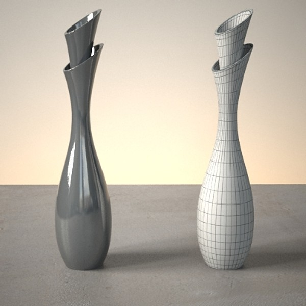 Modern house stylish and modern decorative vases for home for Decoration vase