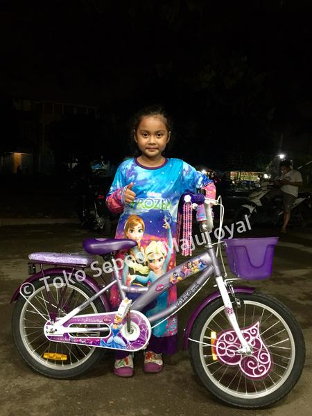 Toko Sepeda Online Majuroyal Sepeda Anak Anak Remaja