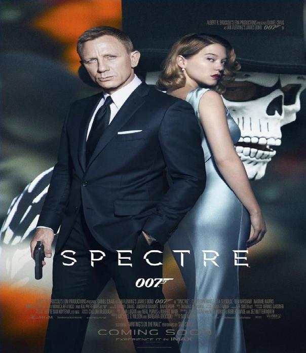 [ZOOM V.1] [ซูมมาแล้ว] SPECTRE 007 (2015) องค์กรลับดับพยัคฆ์ร้าย เจมส์ บอนด์ [เสียงไทยโรง]