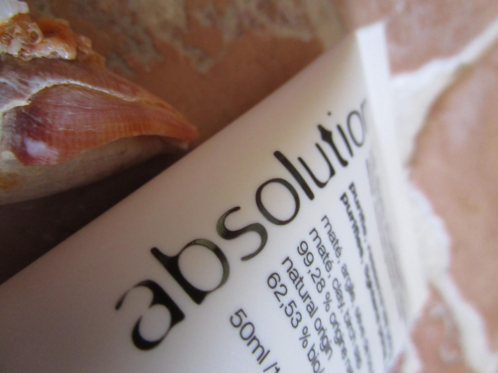 bridget enqu te donnez l absolution votre peau avec le masque soin purifiant. Black Bedroom Furniture Sets. Home Design Ideas