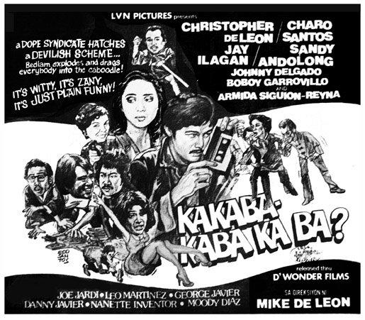 Kakabakaba Ka Ba? (1980)