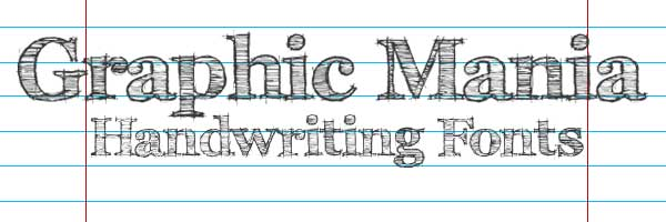 Creative and Free Handwriting Font Examples