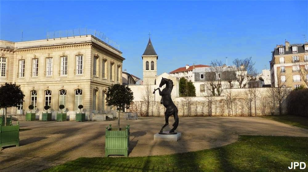 Paris bise art mars 2014 - Rue du chateau asnieres sur seine ...
