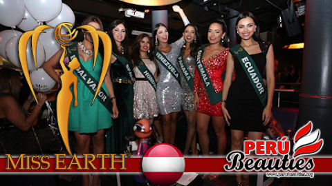 Miss Earth 2015 Auction Night at Chaya Fuera Club Vienna