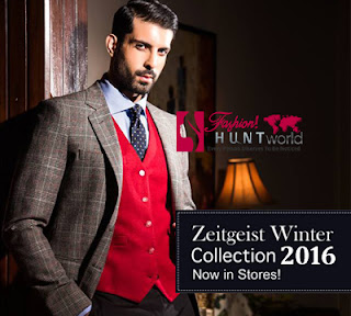 Zeitgeist Winter Collection 2016-2017 For Men And Women