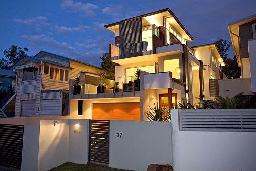 fachadas de casas modernas fachadas de casas modernas con
