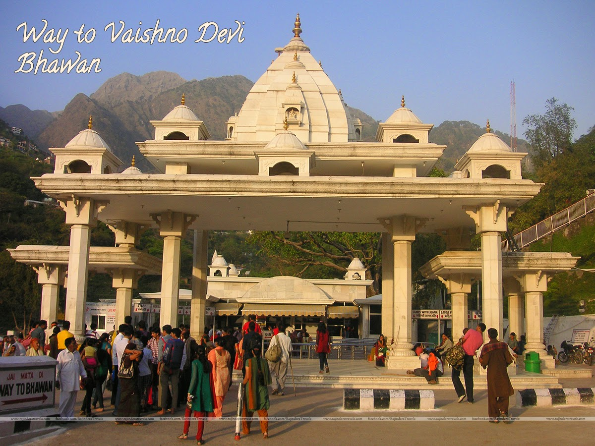 VaishnoDevi, also known as Mata Rani and Vaishnavi
