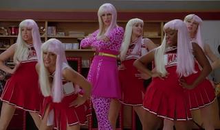 Glee 4x16. Feud