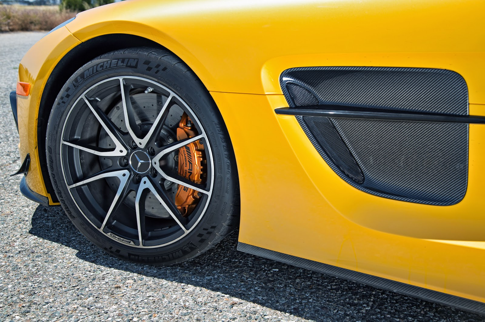 All Types amg black series wheels : FAB WHEELS DIGEST (F.W.D.): Mercedes-Benz SLS AMG Black Series ...
