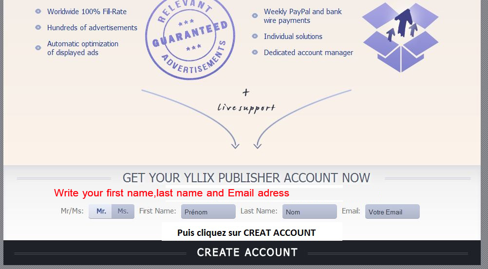 make money with YllixMedia