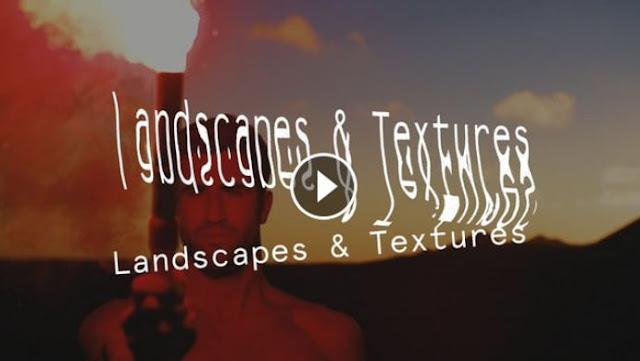 Manuel Lezcano - Landscapes and Textures