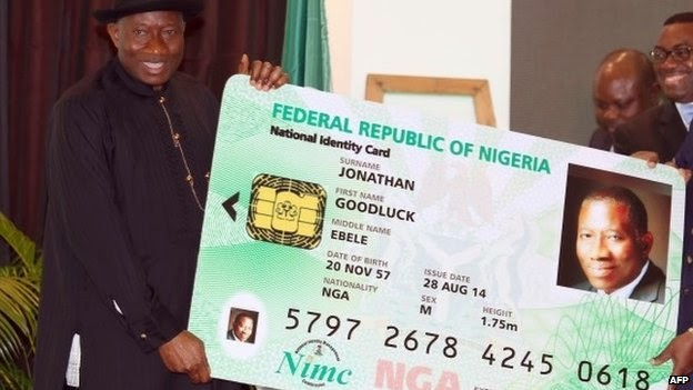Nigeria launches national eID Card