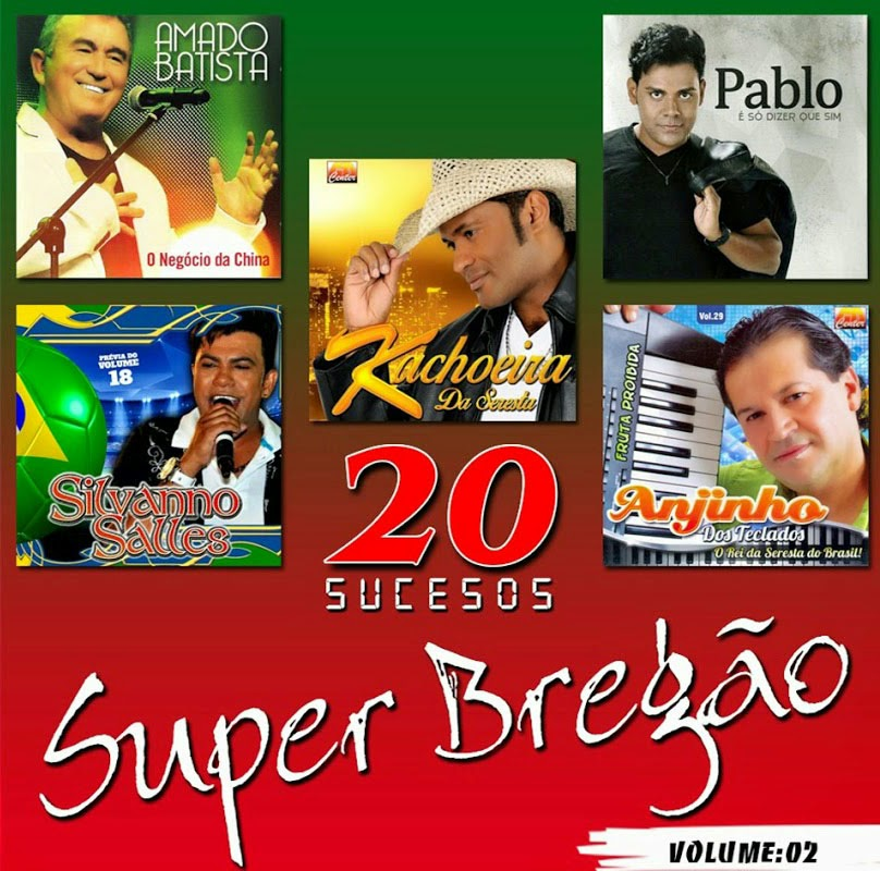 Super Breg�o - 20 Sucessos Vol.2