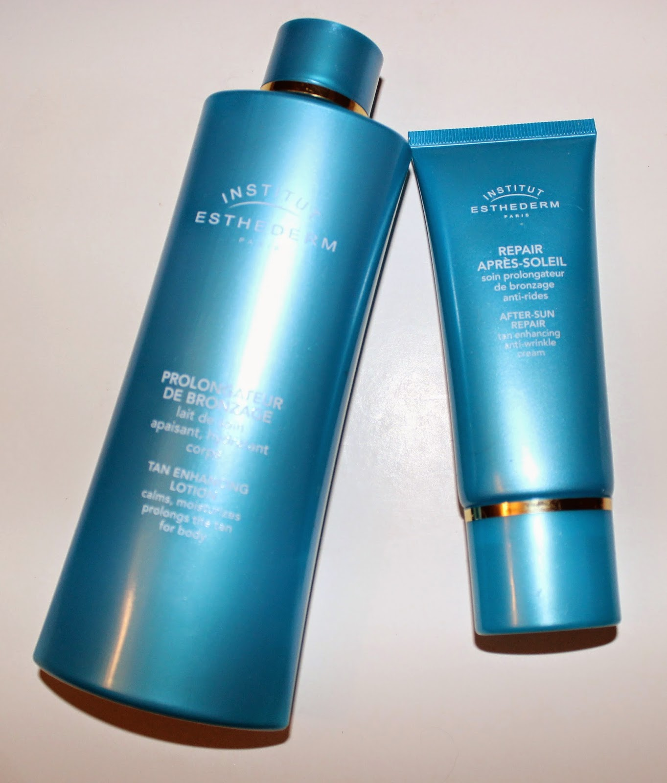 Institut Esthederm Tan Enhancing Lotion & After-Sun Repair