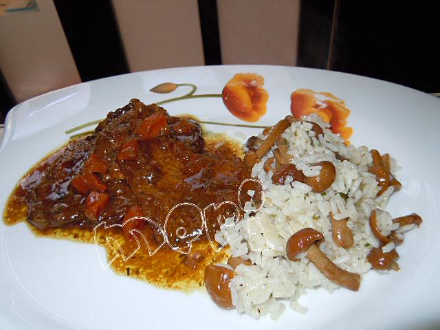 Las cositas de meri filetes de ternera en salsa - Filetes de ternera en salsa de cebolla ...
