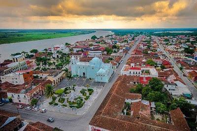 Visita Tlacotalpan, Veracruz