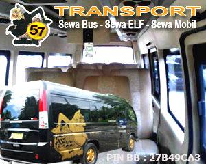 sewa minibus elf jogja