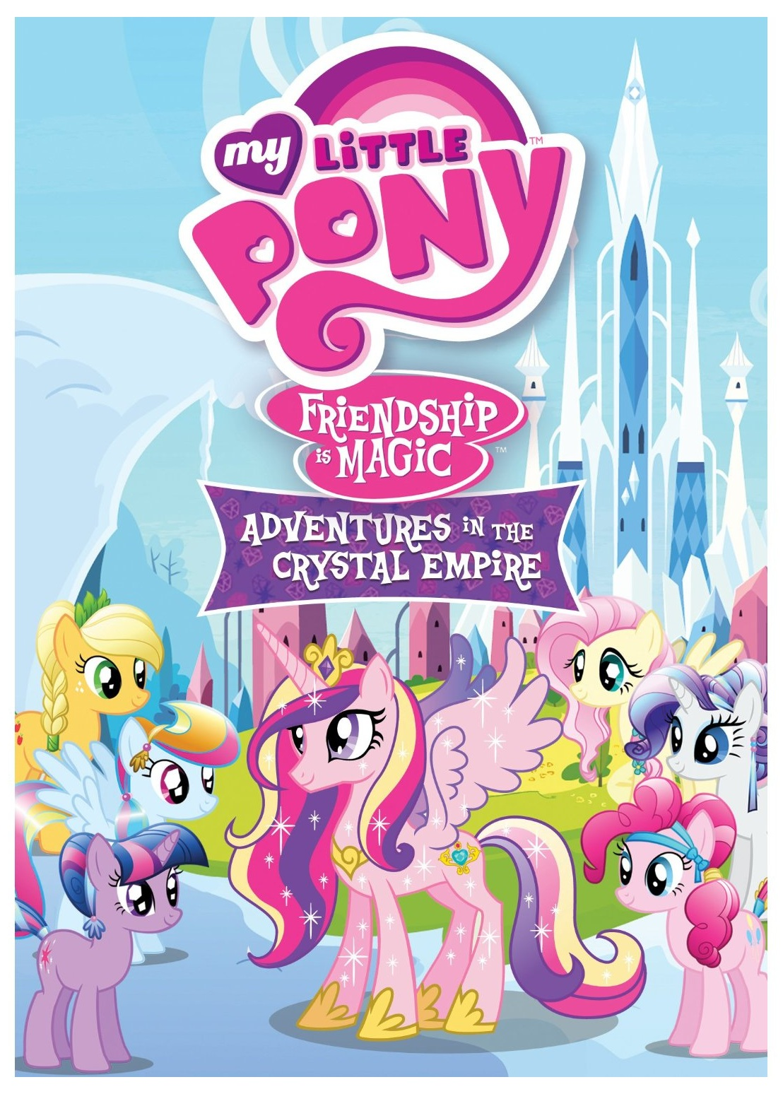 My Little Pony Friendship is Magic DVD