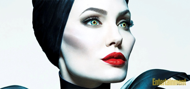 Angelina Jolie en Entertainment Weekly Magazine