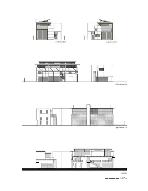 700 palms residence steven ehrlich - Limposante residence contemporaine de ehrlich architects ...