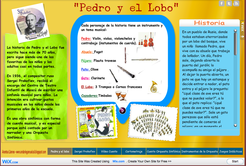 http://andariegamusical.wix.com/pedro-y-el-lobo#!