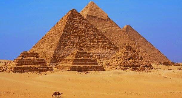 Como foram as pirâmides construídas? (com video)