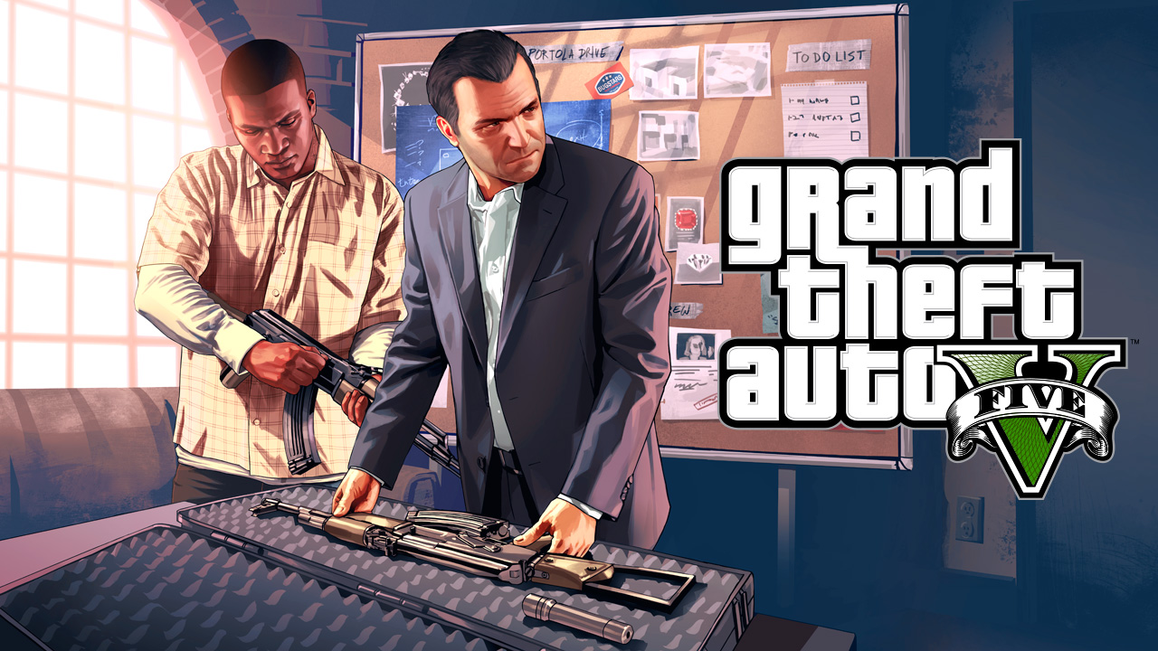 Schedule the release of latest the grand theft auto series gta 5
