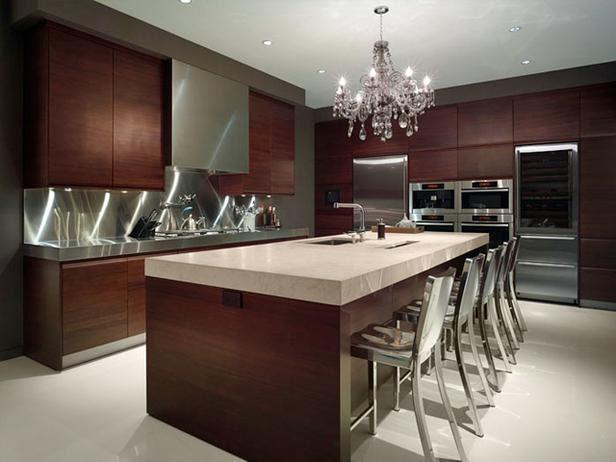 Best kitchen interior design ideas contemporary kitchen for Top kitchen designs 2012