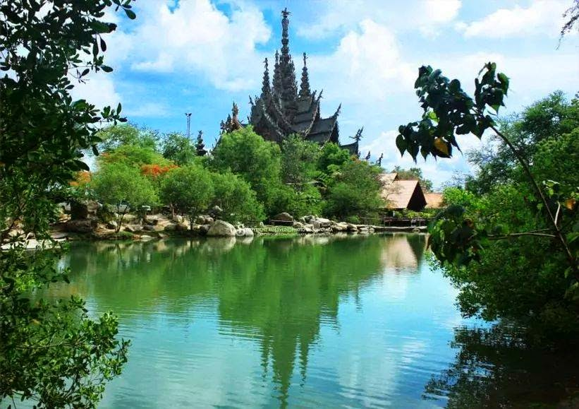 ASIAN BEST HOTELS: The Sanctuary of Truth, #Pattaya