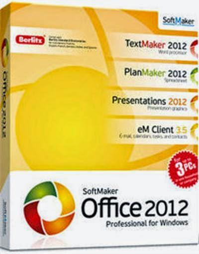 SoftMaker Office Professional 2012 rev 698 Portable